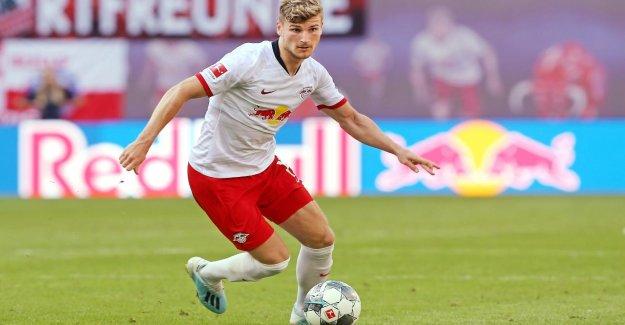 RB Leipzig: le Pouvoir de la Bavière Poker Timo Werner plus cher?