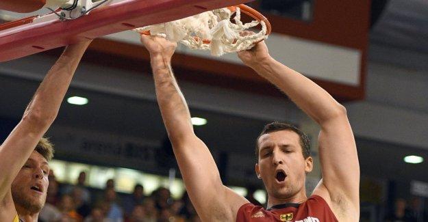 Redémarrage pour Zipser donne de l'Espoir - NBA suivant la Destination