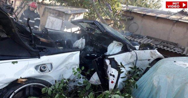 Roumanie: Accident en direct sur Facebook montré Chauffard tue grand-mère, les femmes Enceintes et de l'Enfant