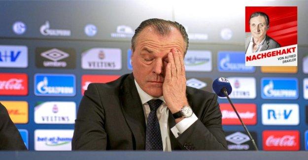 Schalke 04: Nachgehakt de Alfred Draxler sur Clemens Tönnies