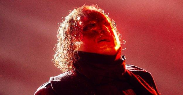 Slipknot: Homme (62) meurt pendant le Concert dans le Moshpit
