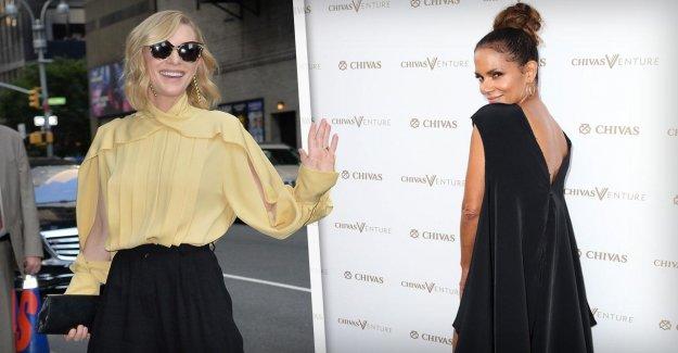 Style-Rubrique: Mode Mantra de Cate Blanchett, Halle Berry pour la Femme U50