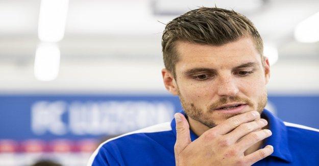 Super League: Racheté FCL, le Capitaine des Schürpf à Sion? - Vue