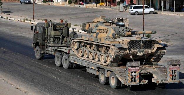 Syrie: Assad bombarde Militaire Convoi de la Turquie