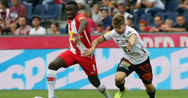 TSG Hoffenheim: Pour les 14 Millions d': Hoffenheim apporte Mali-grand gagnant