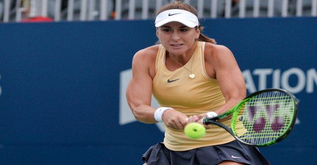 Tennis: Bencic doit à Cincinnati, un abandon de la Vue