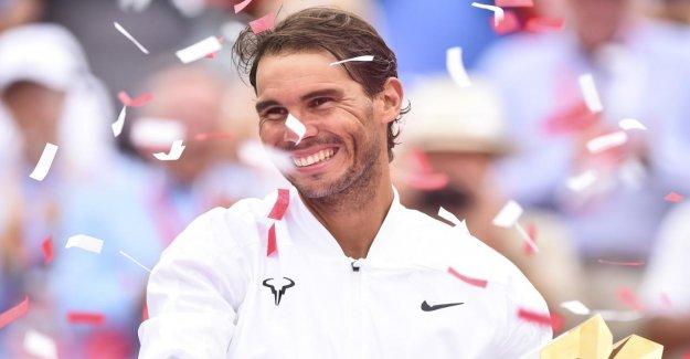 Tennis: Rafael Nadal envisage de Mega de Mariage de 125 Millions d'euros de Propriété sur l'île de Majorque