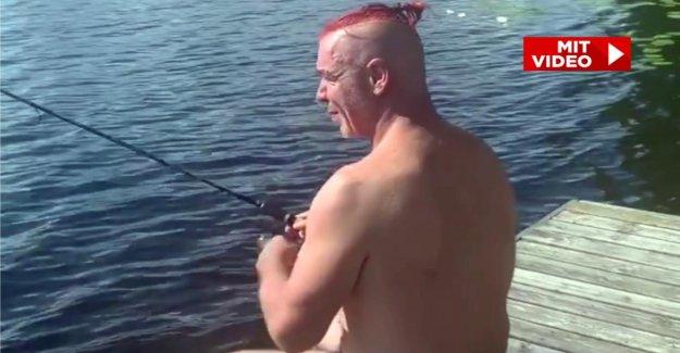 Till Lindemann: Rammstein-Chanteur publie Nu-Vidéo