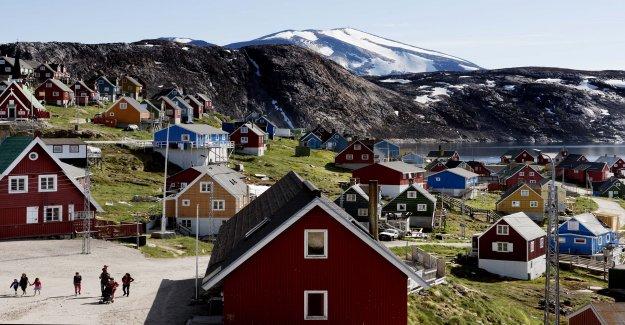Trump hats sur le Groenland, les ressources minérales, à l'exception de Vue
