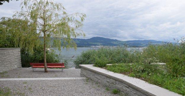 VUE visité Mini-Lac, à proximité de la Federer-Villa - Vue