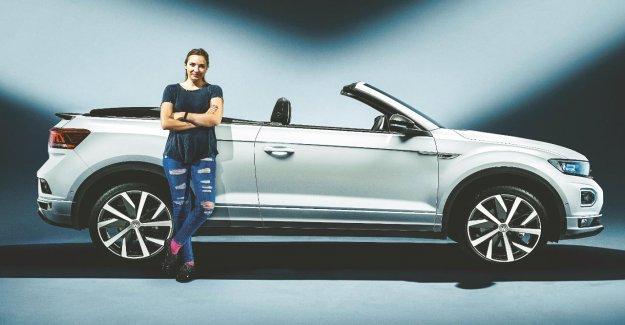 VW T-Roc Cabriolet: Ouvert SUV de Volkswagen