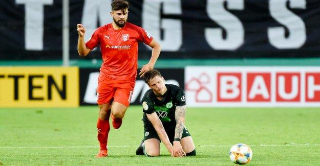 VfL Wolfsburg: la Cheville de Soucis pour l'Attaquant Wout Weghorst