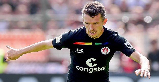 Waldemar Sobota du FC St Pauli: Jamais encore un de moche Année