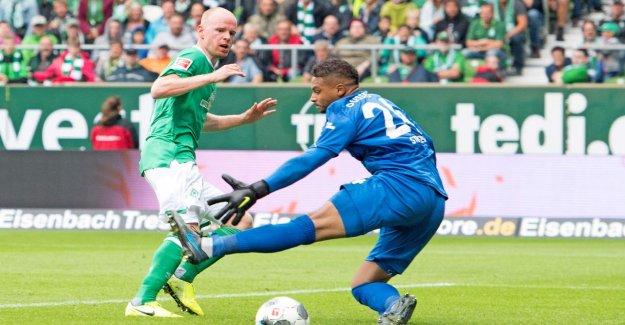 Werder Brême: Davy Klaassen, qui reste Florian Kohfeldt