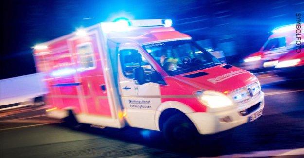 Zwingenberg: Motocycliste meurt lors d'un changement de voie, sur A5