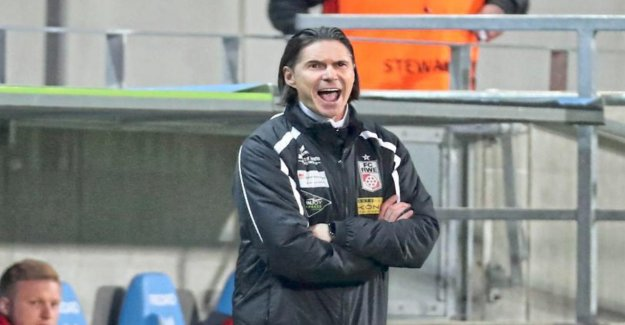3. Ligue: les Vertèbres Mulhouse-Formateurs – CFC voulais Brdaric également en tant que chef du service des sports