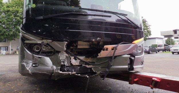 Accident dans le Voralberg: un Enfant meurt dans Crash Suisse de Bus de Vue