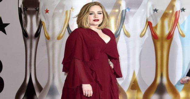 Adele va le Divorce de Simon Konecki sur la Vue