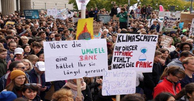 Ainsi, des Entreprises Suisses Klimajugend - Vue