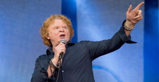 Allemand Radiopreis 2019 à Hambourg - Simply Red viennent dans les Elphi