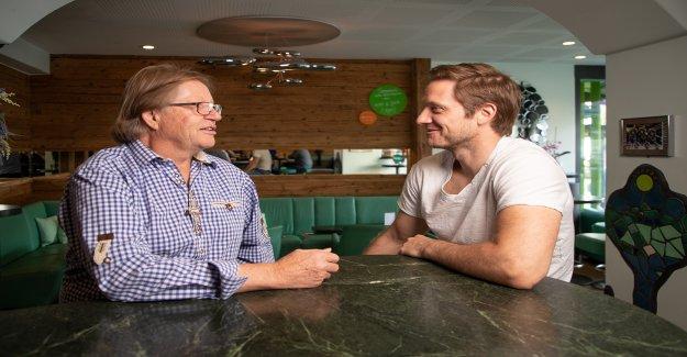 Arosa Légende Guido Lindemann, dans une Interview à Vue