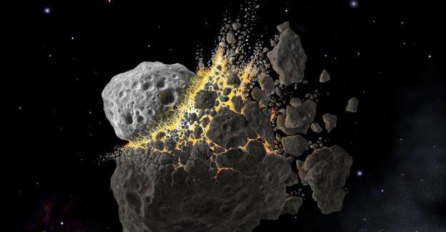 Avant de 470 Millions d'Années - Crash d'Astéroïde a apporté de la Biodiversité
