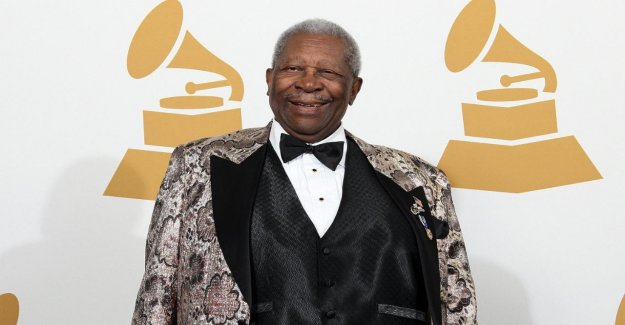 B. B. King: Ce que le King of Blues, encore plus que sa Guitare aimé