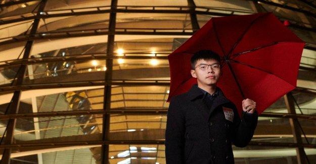 BILD100 - Fête de la Liberté: Joshua Wong: Hong kong est le nouveau Berlin