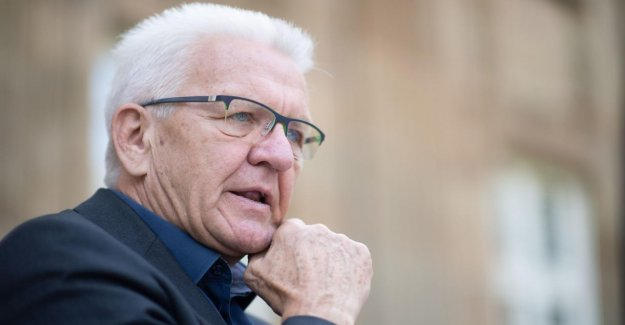 Bade-Wurtemberg: Veut Kretschmann à nouveau le premier Ministre?