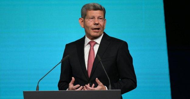 Bernhard Mat: VDA-Président soumet à son mandat à la Fin de l'Année nieder