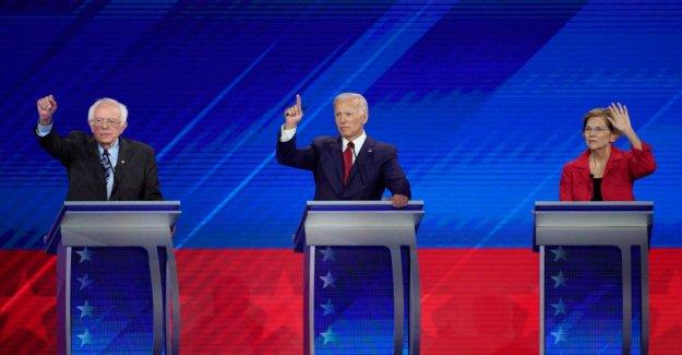 Biden contre Warren et Sanders: Favoris des Démocrates s'opposent en TV