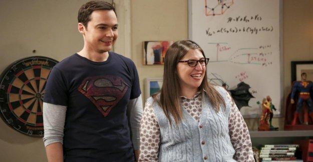 Big Bang TheoryStars réunis: la nourriture Nouvelle pour tous les Fans de la Série!