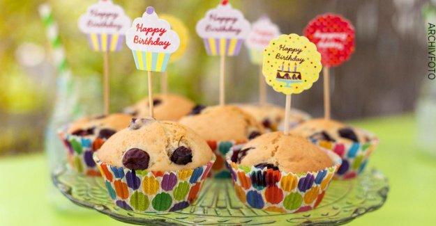 Bissingen (Bayern): Kita interdit Gâteau d'anniversaire