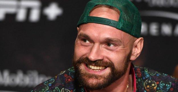 Boxe: Tyson Fury, d'Abord K. o. Menace, puis de la Bière-Invitation