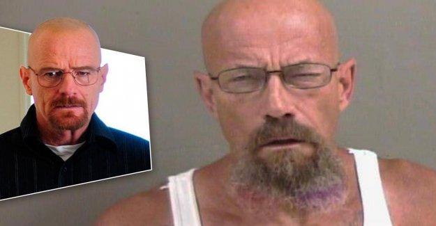 Breaking Bad: etats-unis-la Police est à la recherche de Walter White, le Double à cause de Crystal Meth