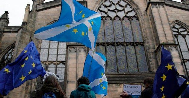 Brexit: Amener les Écossais, Boris Johnson, à la Cour?