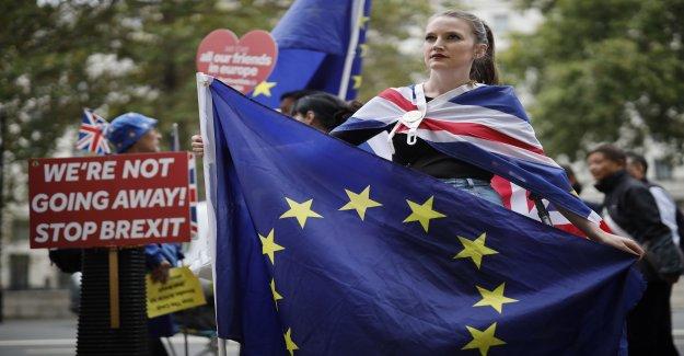 Brexit-Chaos: Johnson Entretien avec m. Juncker restent sans succès, Vue