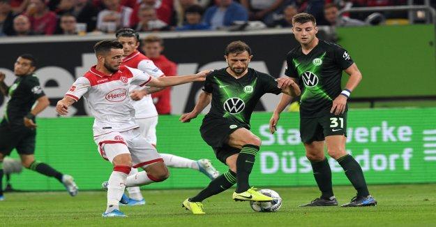 Bundesliga: Le 4. Jour de match dans la vue d'ensemble, Vue