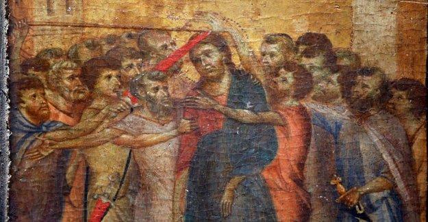 Chef-d'œuvre: Vieille Dame découvre Renaissance, les Peintures de Cimabue dans votre Cuisine