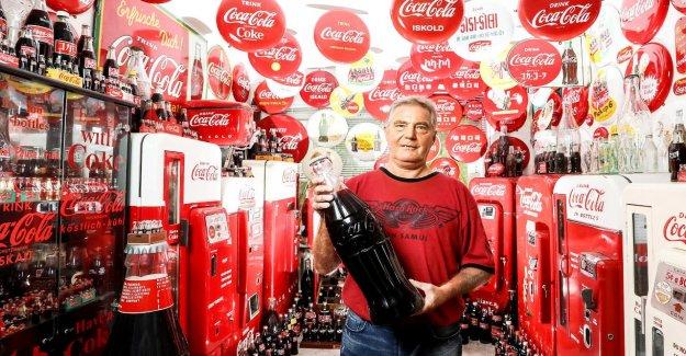 Coca Cola Collectionneurs de Klaus R.: Je suis un Coca-Coliker