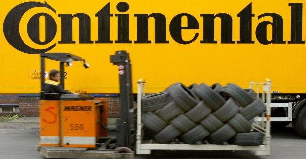 Continental: Mega-Emploi lors de l'Auto-Fournisseurs