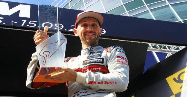 DTM: Pour la deuxième Fois Champion pause le Schumi DTM