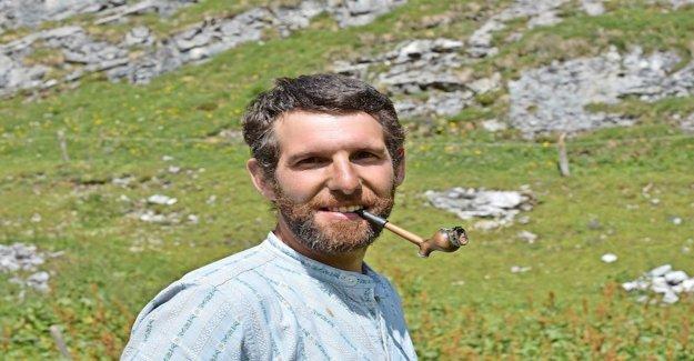 Depuis deux Ans, le Bernois Alphirt Ramsauer a disparu Vue
