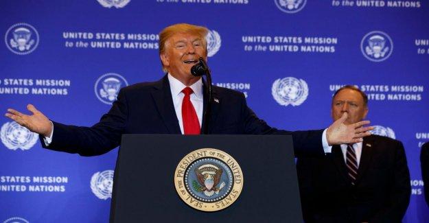 Destitution serait une Blague: Trumps Accusations contre les Démocrates et la Presse