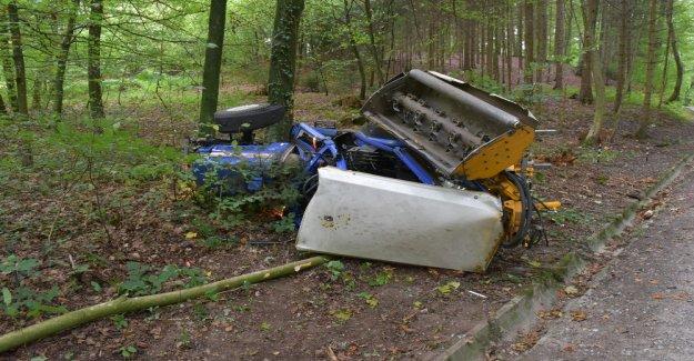 Dielsdorf (ZH): Femme (47) grièvement blessé après Tracteur Accident de Vue