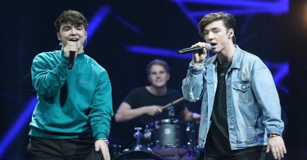 Dortmund: Les Lochis donnent leur dernier Concert dans la Westfalenhalle