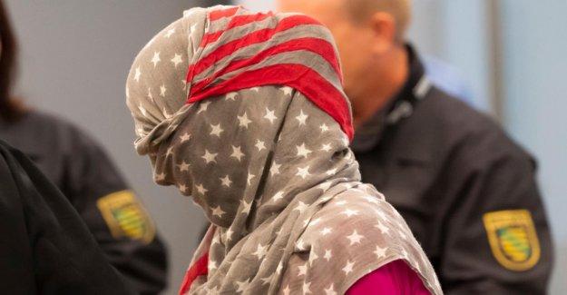 Dresde: Avec Sursis! Syrerin (37), en raison d'ISIS Propagande condamné