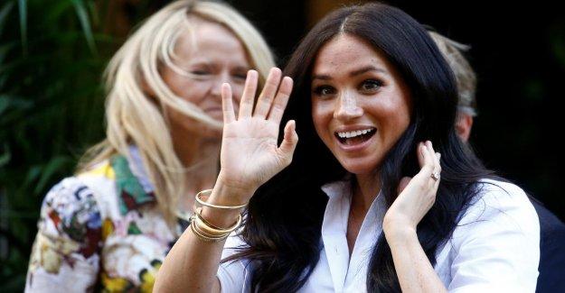 Duchesse Meghan: Premier jour de travail après la Naissance de Bébé Archie