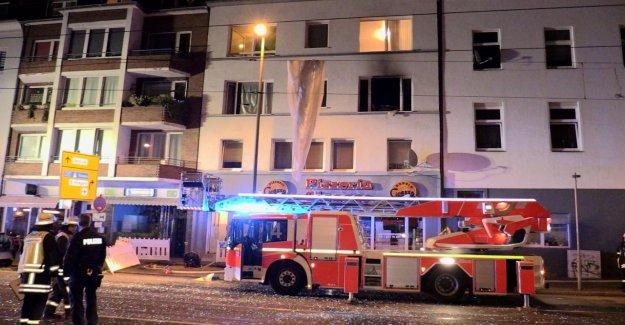 Düsseldorf: Maison Explosion programmée du Suicide du Locataire, les Enquêteurs de la