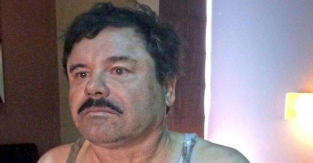 El Chapo couine plus moche Prison Service: Ex-baron de la drogue a obtenu la Calvitie au lieu de Coiffure